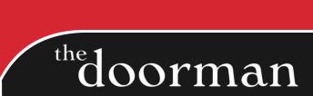 the doorman bathurst logo