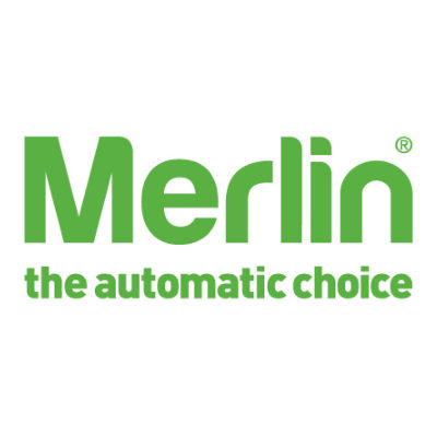 merlin doors logo